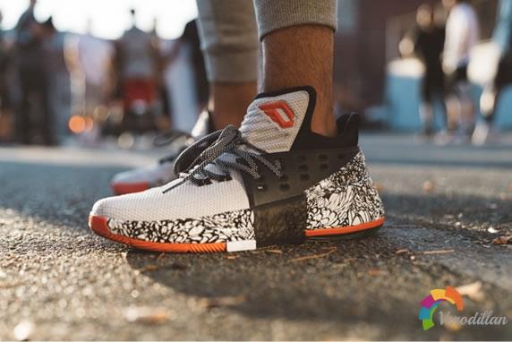 利拉德战靴-Adidas Dame 3设计理念剖析