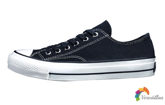 内在升级-Converse Addict帆布鞋设计细节简析