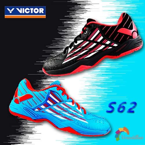 3E宽楦-胜利S62羽毛球鞋细节解析