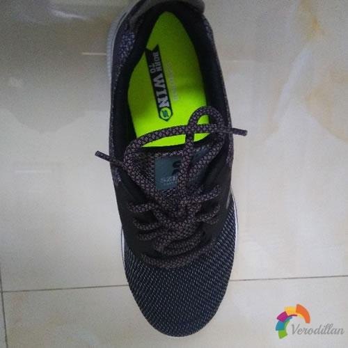 斯可其SZ-M007男子跑步鞋试用测评图1