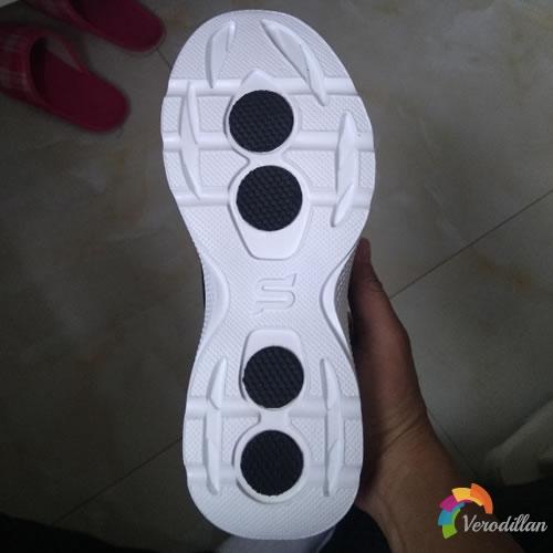 斯可其SZ-M007男子跑步鞋试用测评图2