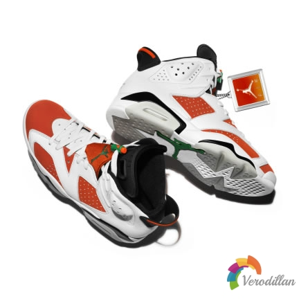 Air Jordan VI Like Mike系列静态解读