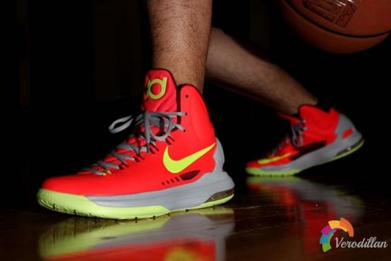 第五元素-Nike Zoom KD 5深度测评图2