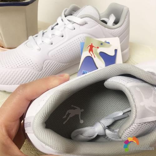 乔丹GM2270339休闲跑步鞋试用测评