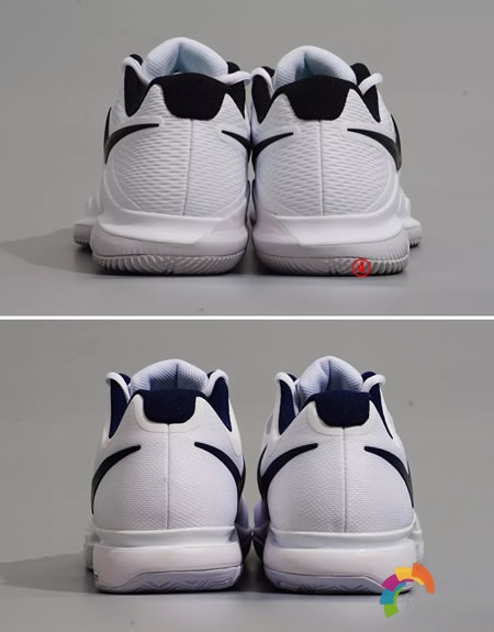 Nike Vapor X/Vapor 9.5细节对比剖析图4