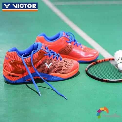 胜利S81羽毛球鞋细节解析