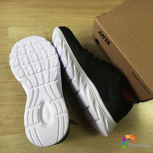 安踏91815528男子厚底跑鞋试用测评