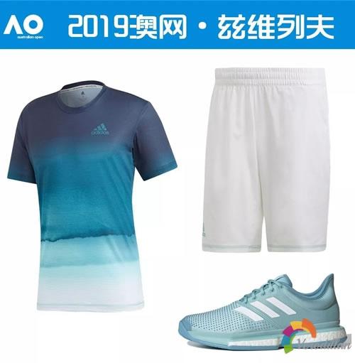 Adidas 2019年澳网