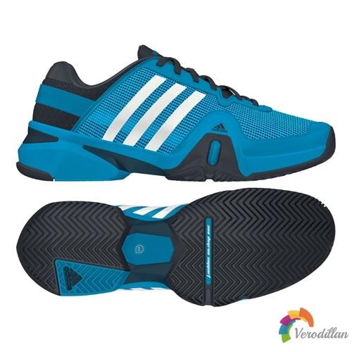 经典回顾-Adidas Barricade狼牙系列网球鞋进化史图3