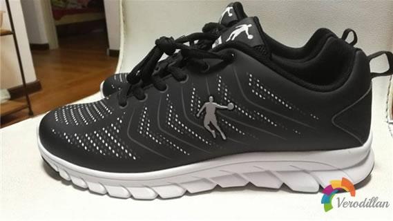 乔丹XM4570250休闲跑步鞋试用测评