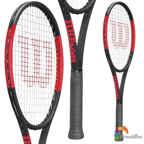 Wilson Pro Staff 97S网球拍简评