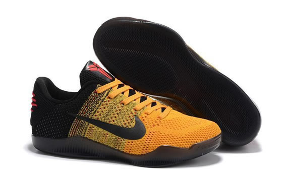 Nike Kobe 11 Low Elite Bruce Lee实战测评