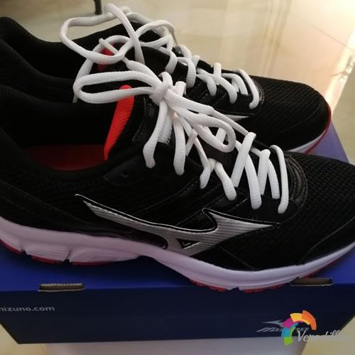 美津浓K1GR160373男子跑步鞋试用测评
