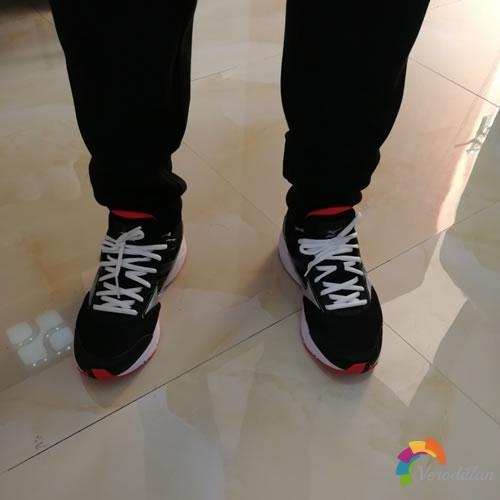 美津浓K1GR160373男子跑步鞋试用测评图2