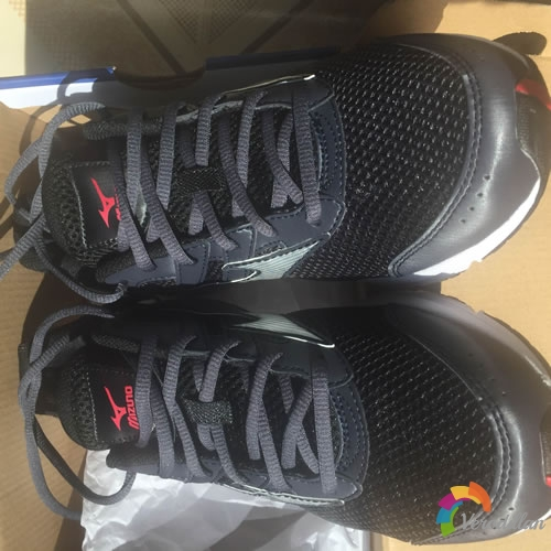 美津浓K1GA160305男子跑步鞋试用测评