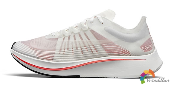 Nike Lab Zoom Fly SP设计细节解析