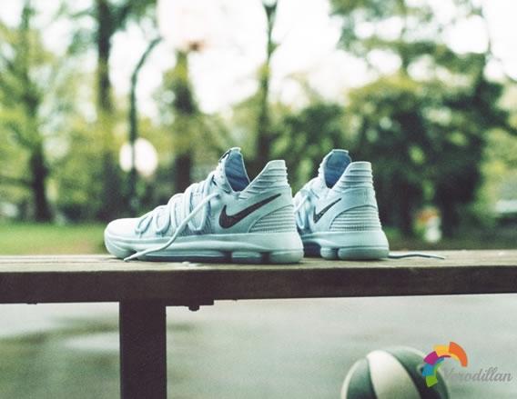 十年磨砺-Nike KD 10设计细节简评
