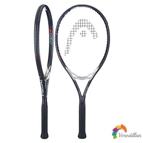 HEAD第六代MXG系列网球拍细节简评