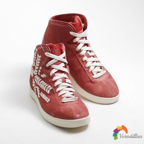 魅力短靴-PUMA BY AMQ MEDIUS细节简评