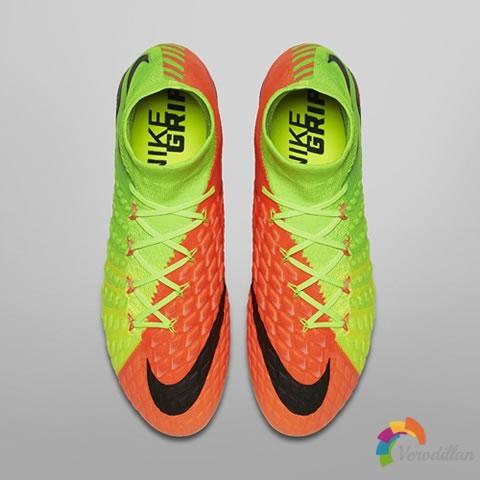 球场终结者-Nike Hypervenom 3设计细节简评