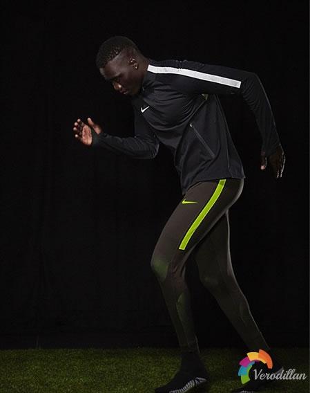 Nike Strike足球训练服细节简评图1