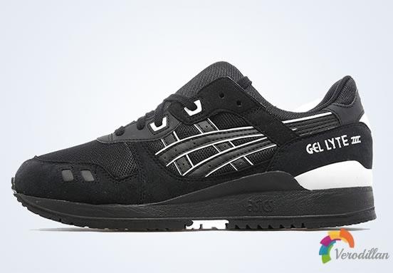 最佳跑鞋-Asics Gel Lyte III细节简评