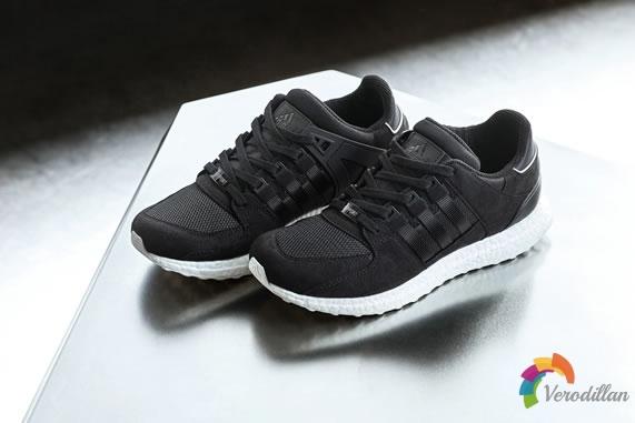 强强联合-Adidas Boost EQT Support 93设计简析