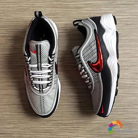 王朝新纪元-Nike Air Zoom Spiridon细节剖析