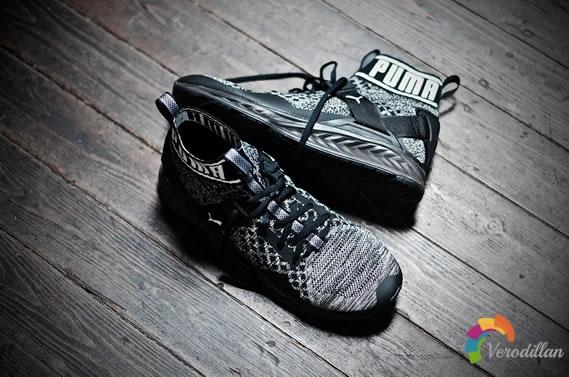 Puma Ignite evoKNIT袜套鞋款设计细节解读