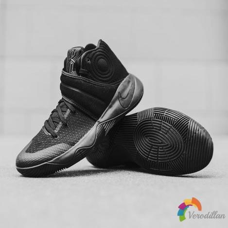 德鲁大叔-Nike Kyrie 2 Triple Black细节剖析
