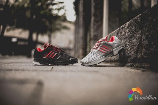 Adidas climacool 1清风一代(可乐配色)设计解读