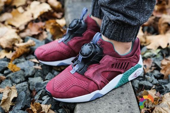 鞋带科技新纪元-Puma Disc Blaze的那些事