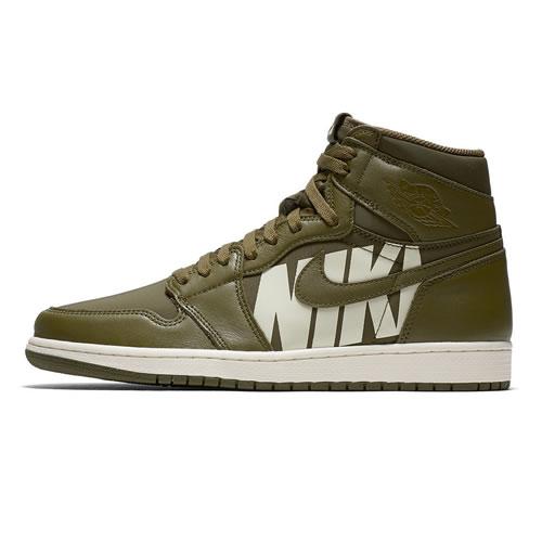 AIR JORDAN 555088 AJ1男子篮球鞋