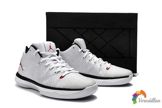Air Jordan XXXI Low(芝加哥配色)入手测评
