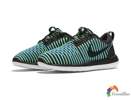 Nike Roshe Two Flyknit设计简评