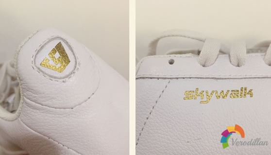 SKYWALK S35200501运动板鞋使用测评图2