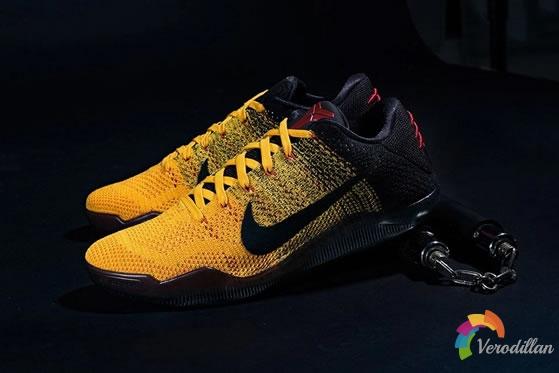 球鞋测评:NIKE KOBE 11 ELITE入手测评