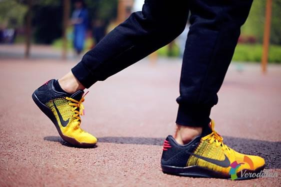 球鞋测评:NIKE KOBE 11 ELITE入手测评图2
