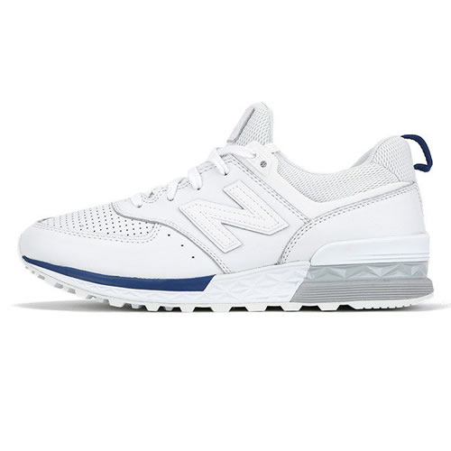 新百伦MS574BLW男子跑步鞋