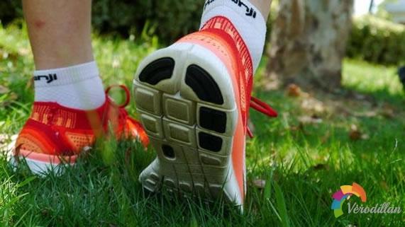 耐克Free Flyknit跑鞋试穿体验评测图2