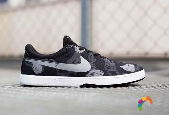 Nike Eric Koston SE(黑迷彩)发布简评
