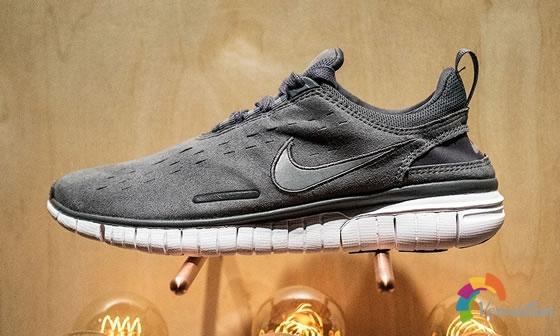 极简设计-A.P.C. x Nike Free OG(灰色配色)发布简评