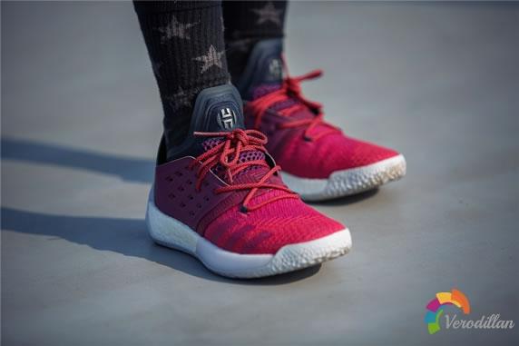 外线球员专属-Adidas Harden Vol.2实战测评图1