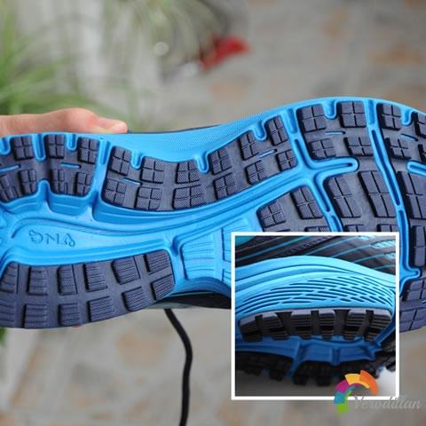 Brooks布鲁克斯Aduro 5跑鞋试用测评图4