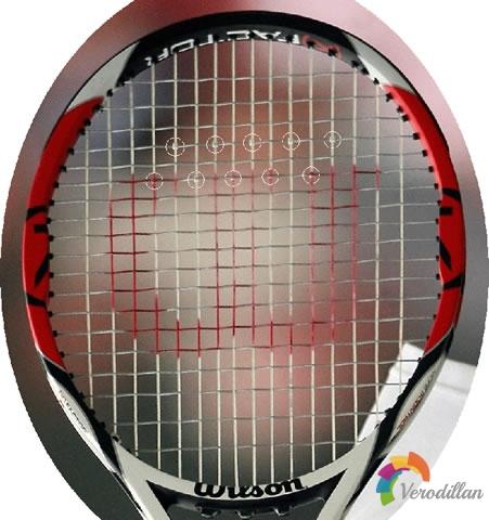 网球拍阻线粒如何使用,作用是什么