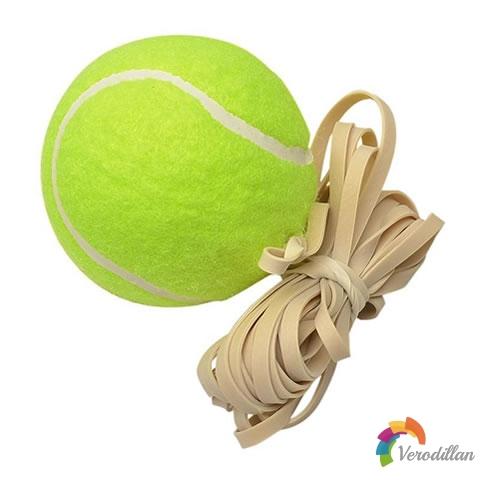 带线网球训练球怎么用,使用方法介绍