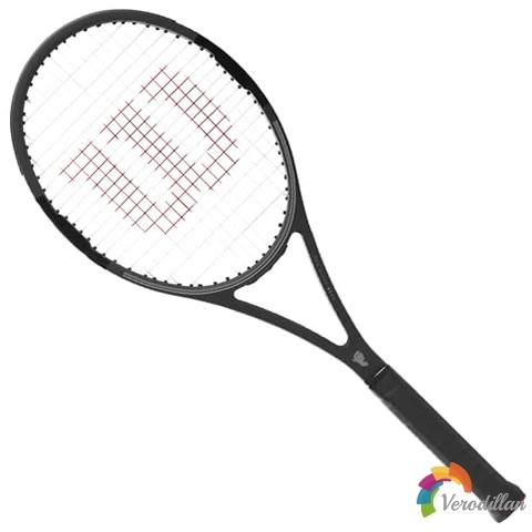 威尔胜Wilson Pro Staff RF 85网球拍实战测评