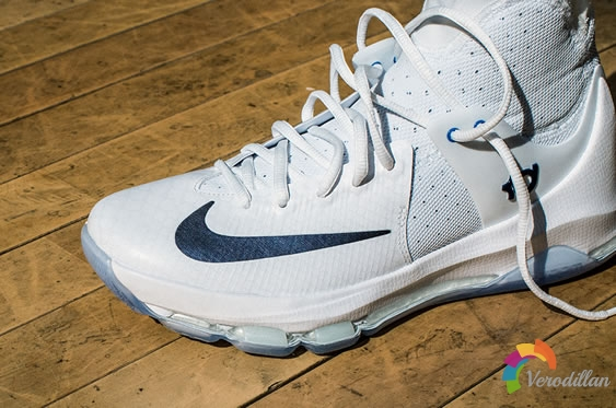 创新设计-Nike KD8 Elite设计细节解读