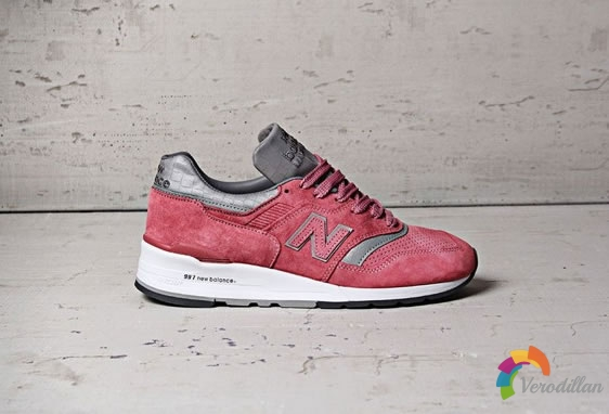 Concepts x New Balance 997 Rose配色发布简析