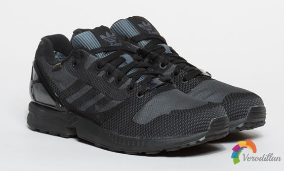 Adidas Originals ZX Flux Weave OG GORE-TEX发布简评